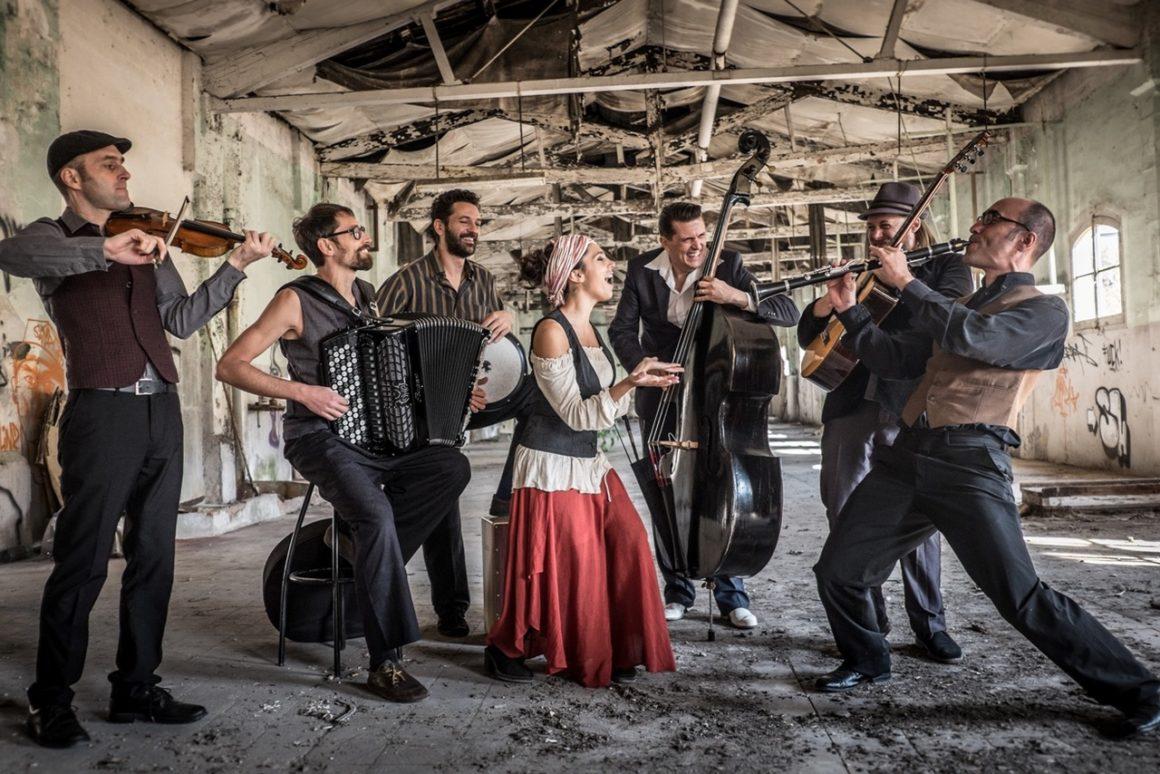 Barcelona Gipsy balKan Orchestra - Veneto Jazz