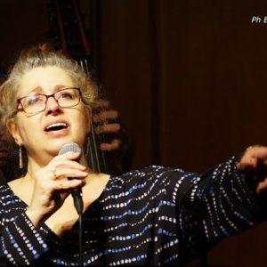 LA VOCE NEL JAZZ | Workshop con la cantante Rachel Gould